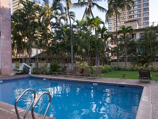 Royal Garden at Waikiki Beach Studio