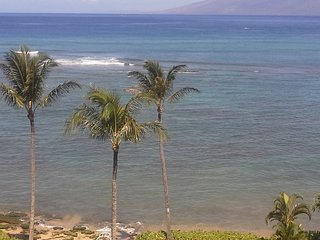 Exceptional Getaway. Oceanview, Free Wi-Fi. RK706, Lahaina