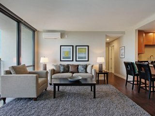Space Elegant and Energy Efficient 2 Bedroom, 2 Bathroom Apartment in Arlington Heights