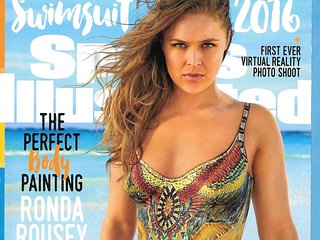SPORTS ILLUSTRATED COVER PHOTO - CELEBS & STARS, Gran Exuma