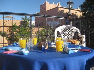 AMSKOU KASBAH boumalne dades Maroc, Boumalne Dades