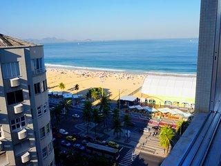 Luxo 4 quartos em Copacabana, Rio de Janeiro