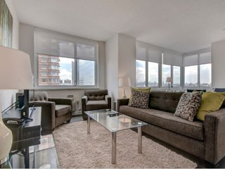 Furnished 2-Bedroom Apartment at Washington Blvd & Thomas Gangemi Dr Jersey City