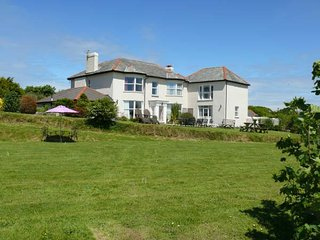 TRGAS House in Bude, Welcombe