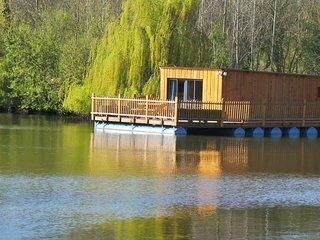 Cabane flottante 'les Songes de Steph'