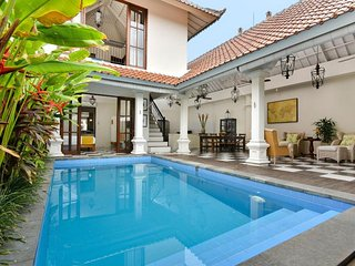 2 Bedroom Villa 5 Mins to Beach,Seminyak>