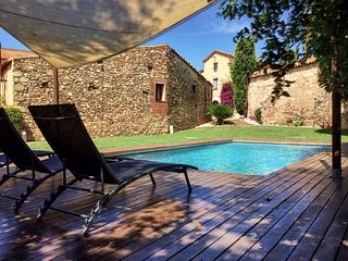 Exclusive XV century farmhouse near Barcelona beach /, Cabrils