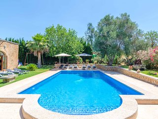 FINCA ES PORRASSAR - Villa for 10 people in Cas Concos - Felanitx