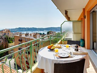 Petit Tresor- Villefranche sur Mer Superb 1 Bedroom Little Haven