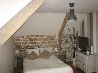 Appartement Dinan centre historique