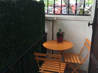 Studio 'Paris' dans une charmante maison de ville
