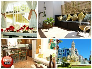 448202 - Cosy flat in the city center, Alicante