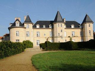 Chambres et vacances au Chateau de la Bergeliere