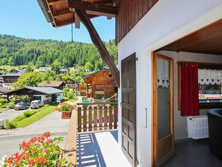 Luxury apartment in the Alps, Morzine-Avoriaz