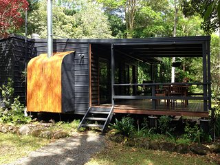Wongari Eco Retreat: private and secluded rainforest getaway