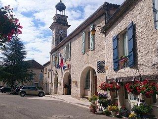Florissant Chambre d'hôte, Montaigu-de-Quercy