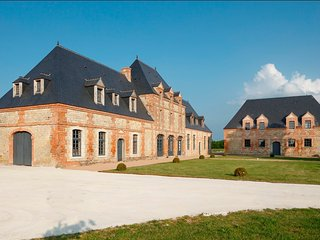 Luxury mansionin Normandy with garden, Ravenoville