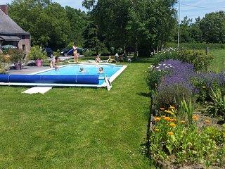 gîte 6 places dans le parc regional de l'Avesnois, Avesnelles