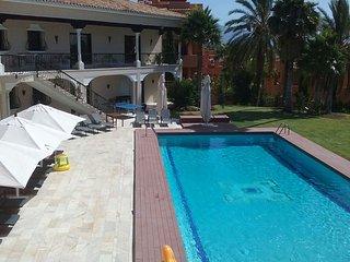 Villa de lujo 32 invitados, Benahavis