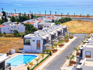 Holiday in Long Beach, N.Cyprus, 2+1 Semi, Great!, Trikomo