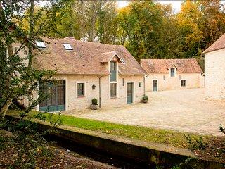 Belle maison de maître 60km de Paris, Marolles-en-Hurepoix
