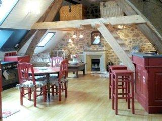 Chambres d'hôtes et gîtes dans les Combrailles, Sauret-Besserve