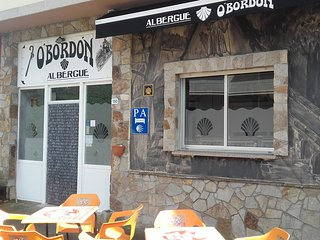 Albergue O Bordon.