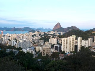 Casa Dois Irmãos - 4 Bedroom house & Breakfast, Río de Janeiro
