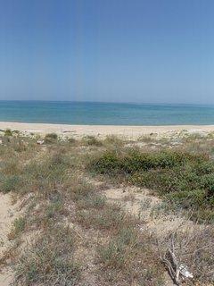 La spiaggia libera dove si può tranquillamente praticare il naturismo