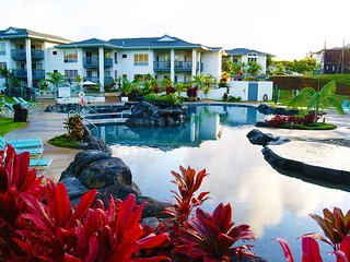 Kaua'i Luxury 2 Bedroom Presidential Condo, Princeville