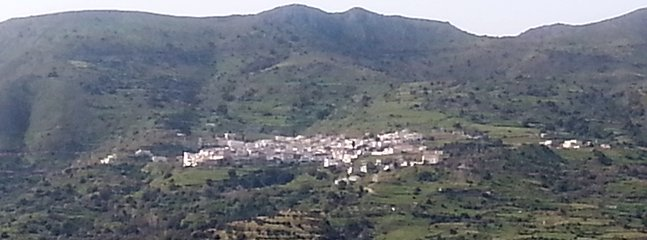 Melambes, our beautiful and welcoming village, nestles in the mountainside.The fresh local water and