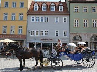Ferienwohnung 'Schlafen in Weimar' Lotte
