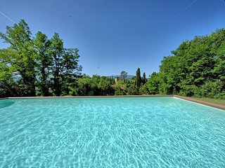 Casale Giotto with private pool near Florence, Vicchio