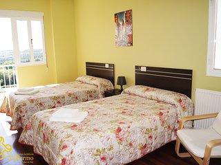 Apartamentos Turísticos Guillermo, Palas de Rei