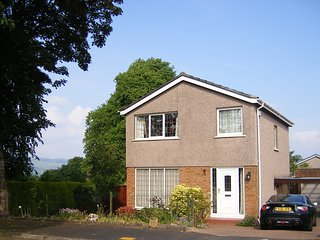 Beechwood Ave, Langbank - 25 mins to Loch Lomond