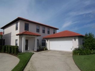 4 bed Executive Disney House south facing pool, Kissimmee