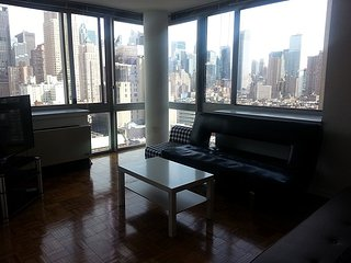 1BR APT - Amazing view near Times SQ!!, Nova York