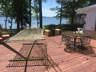 Jim's Place On Pickwick Lake At Eastport Is A 2br