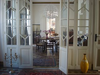 Charming, stylish apartment in old Tangier, Tánger