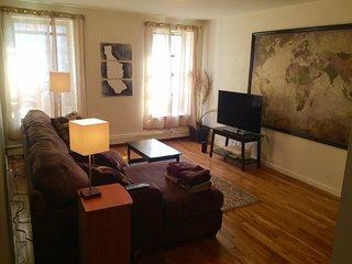 Harlem 1 Bedroom Apartment (15 MINS TO TIMES SQ), New York