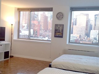STUDIO - Amazing view near Times SQ!!!