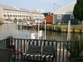 Waterfront Townhouse, Ocean City
