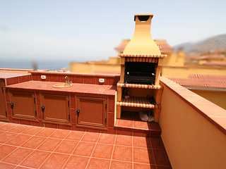 3-bedroomed duplex apartment in Playa de la Arena, Puerto de Santiago