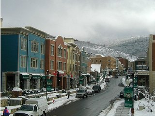 Celebrate New Years in the Heart of Park City