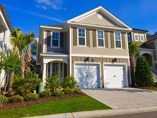 North Myrtle Beach Home--New for 2016!