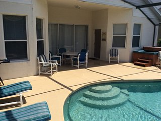 Windsor Palms 4/3 Pr. Pl., Hot Tub, Jacuzzi/Games