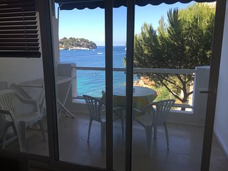 Comfortable apartment with fabulous viuw in center, Santa Ponsa