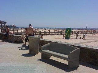 Estudio en primera linea de playa