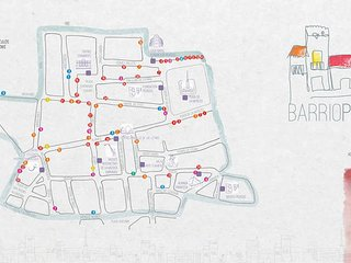 Plano Barrio Picasso