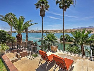 Lovely 2BR Bullhead City House w/Wifi, Screened Patio & Stunning Colorado River